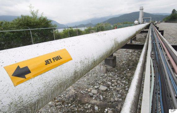 trans mountain pipeline expansion kinder morgan