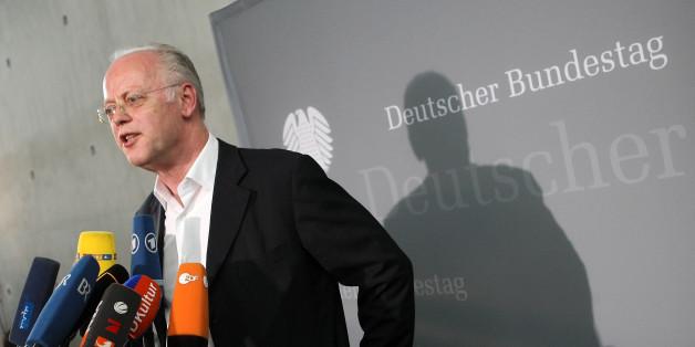Ex-SPD-Chef Rudolf Scharping