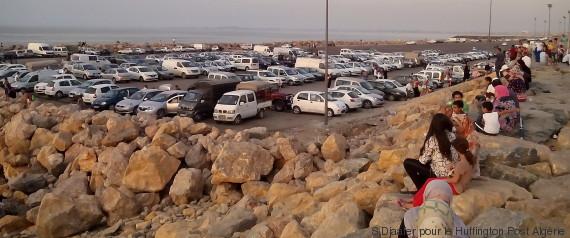 parking sablette