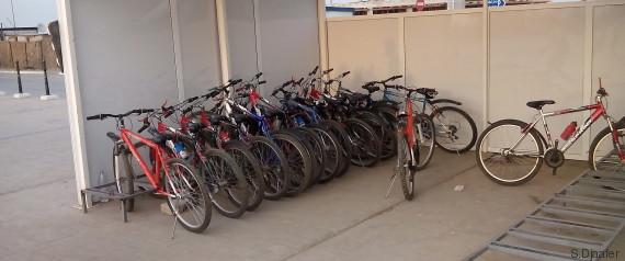 vélos sablettes