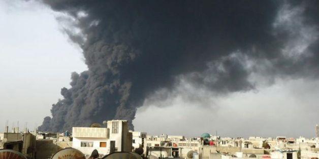 Syrie: 34 morts dans des attaques du régime sur Douma