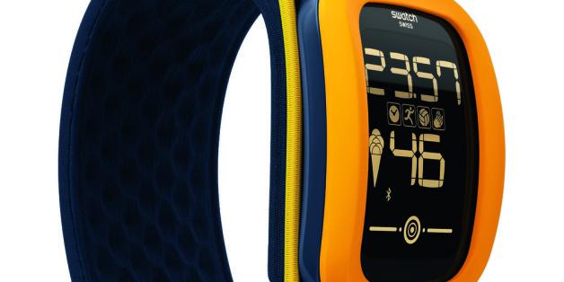 Die Touch Zero One von Swatch