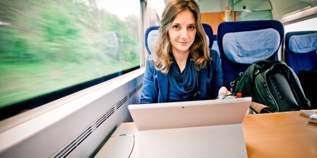 Diese Studentin lebt im Zug
