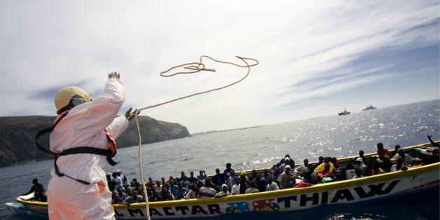 Les garde-côtes italiens ont secouru 4.400 migrants en 24 heures en Méditerranée