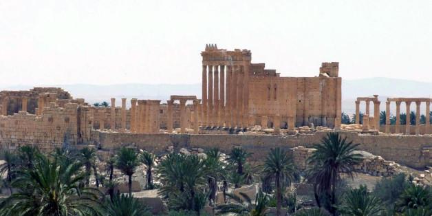 Die Ruinenstadt Palmyra
