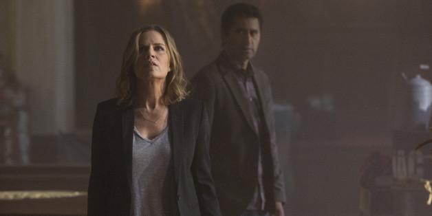 """Kim Dickens und Cliff Curtis werden in """"Fear the Walking Dead"""" kein Heilmittel finden"""