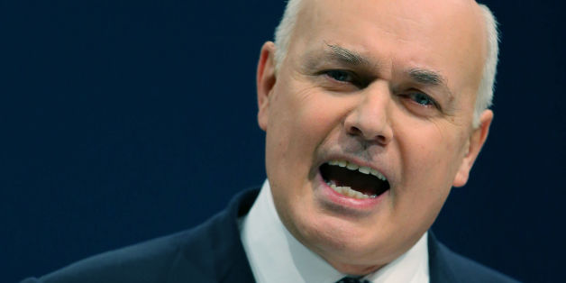 File photo dated 01/10/13 of the Work and Pensions Secretary Iain Duncan Smith who has vowed to bring pensioner Norman Brennan, who skipped Britain after he admitted embezzling almost £120,000 in false claims and has been living in Spain for five years, back to face justice.