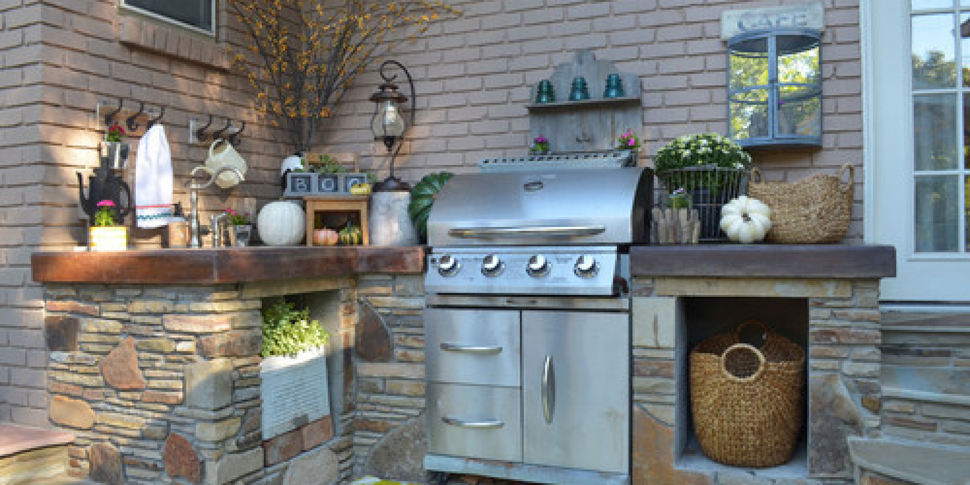 10 Ways To Set Up A Better Grill | HuffPost