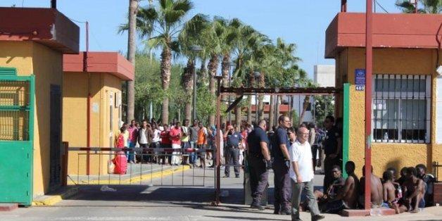 Melilla: Pourquoi la pression migratoire est (un peu) plus faible dans le centre d'accueil des migrants