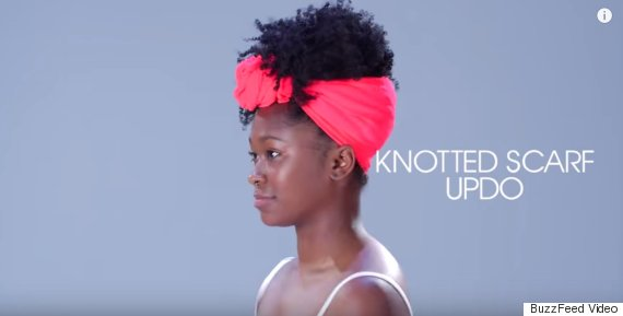 Hairstyles For Natural Hair 11 Heat Free Looks Youll Love