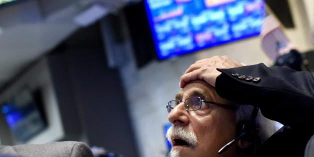 Schwarzer Montag: Der Börsencrash in Zahlen