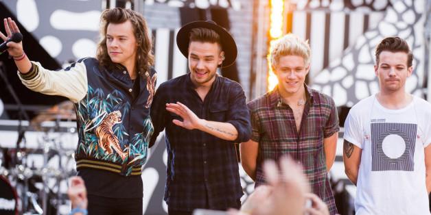 """""""Wir gehen nirgendwo hin"""": One Direction beruhigen ihre Fans"""
