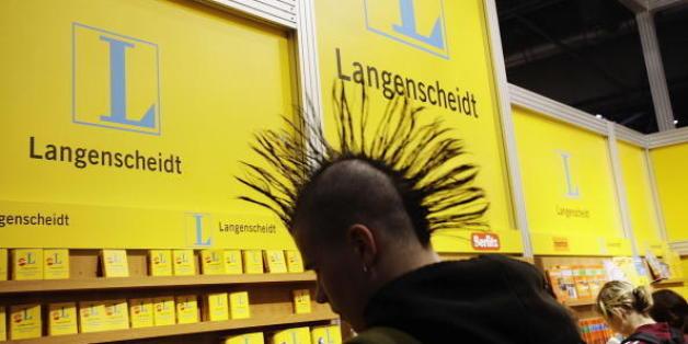 Die mit dem blauen L: Der Langenscheidt-Verlag startet eine besondere Aktion