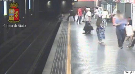 train milan cctv