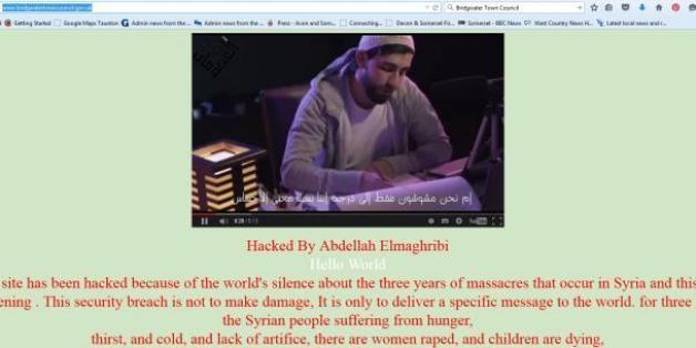 Un hackeur marocain pirate le site d'une ville anglaise