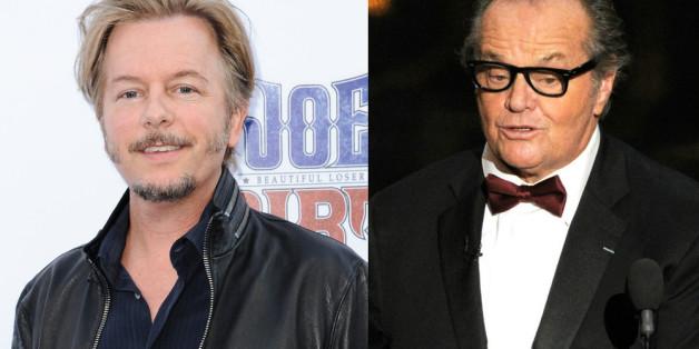 David Spade: Nicholson klaute mein Date!