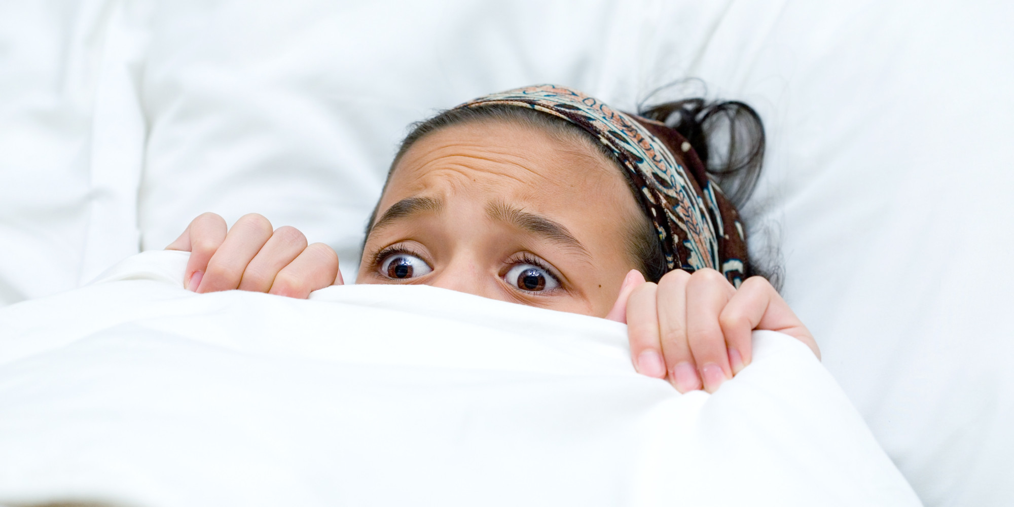 Child Bedroom Too Scared To Sleep What Can You Do Huffpost