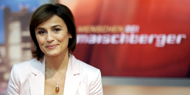 ARD-Moderatorin Sandra Maischberger