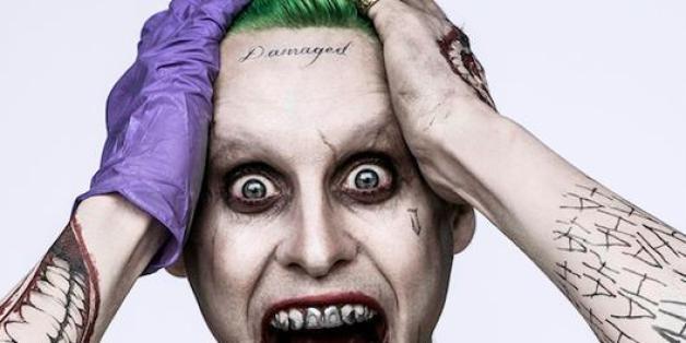 Hier noch als Horror-Joker: Jared Leto
