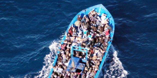 Neue Flüchtlingstragödie im Mittelmeer