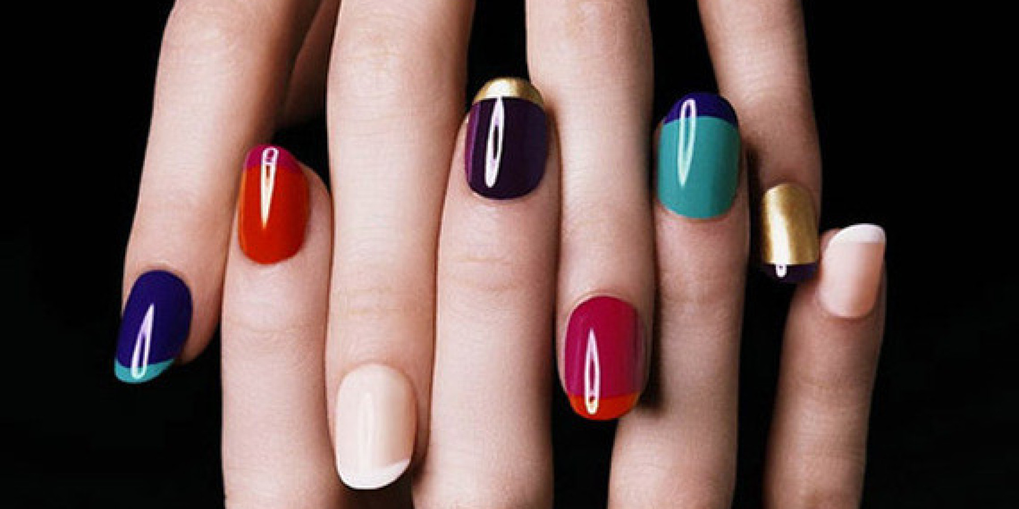 Quiz: What Nail-Polish Color Should You Really Be Wearing ...