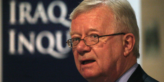 """File photo dated 21/10/09 of Sir John Chilcot, Chairman of the Iraq Inquiry. Sir John should set out a timetable for publishing his long-awaited report on the Iraq War """"pretty soon"""", David Cameron has demanded in a sign of his growing frustration at the delays in the process."""