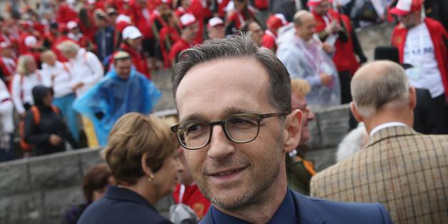 Jusitizminister Heiko Maas will gegen Hassnachrichten auf Facebook vorgehen