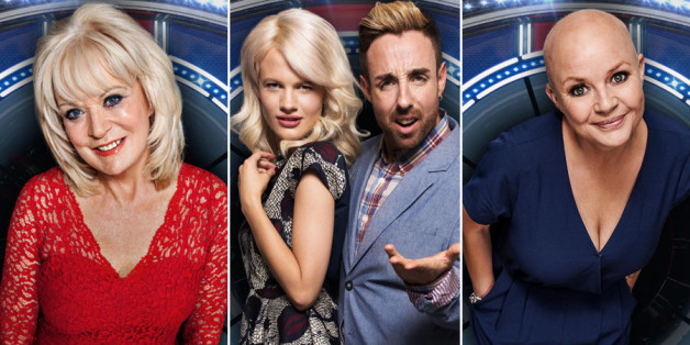 The new 'Celebrity Big Brother' housemates
