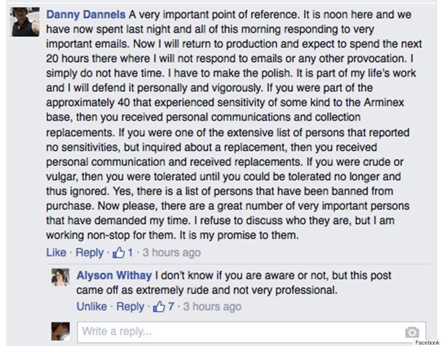 danny daniels facebook