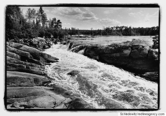 wabigoon river