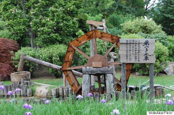sake distillery