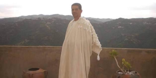 L'ingénieur à la retraite Ahmed Amrioui
