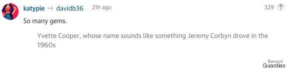 guardian comments