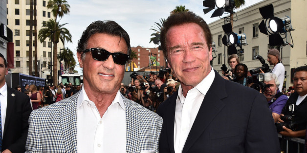 "Sylvester Stallone und Arnold Schwarzenegger bald in ""The Expendables 4""?"