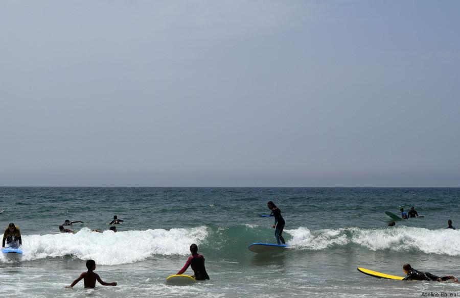 surfeuses marocaines