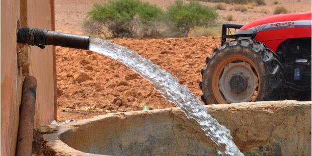 Le Maroc parmi les pays plus les plus exposés à la pénurie d'eau