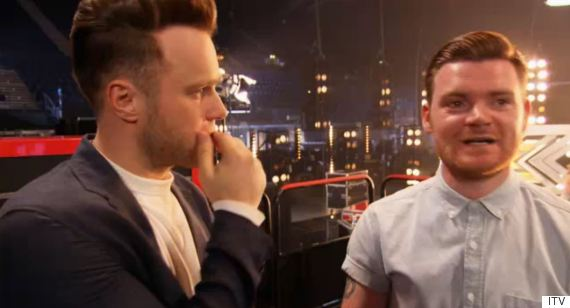 olly murs friend x factor