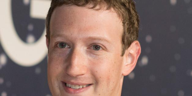 Hat Grund zur Freude: Mark Zuckerberg