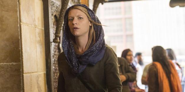 """In der fünften """"Homeland""""-Staffel wird Carrie Mathison (Claire Danes) von ihrer Vergangenheit eingeholt"""