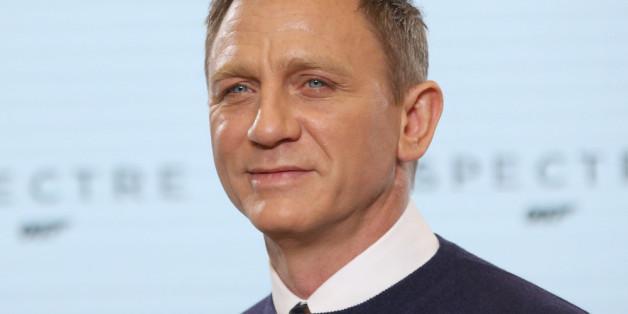 """Daniel Craig wird in Deutschland ab 6. November im neuen 007-Teil """"Spectre"""" zu sehen sein"""