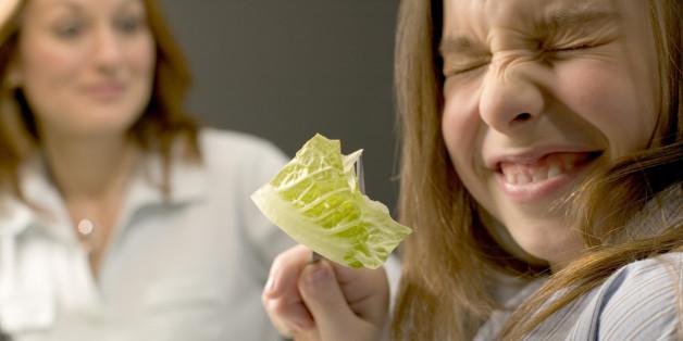 Salat schmeckt einfach nicht.