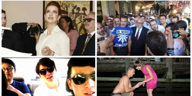 Le Zapping du net #3 : La princesse Lalla Salma mise à l'honneur dans Vanity Fair