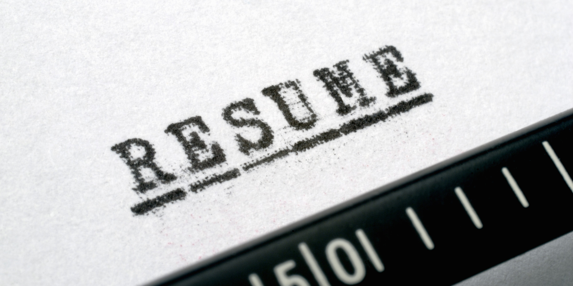 What Your Resume Skills Section Should Look Like HuffPost