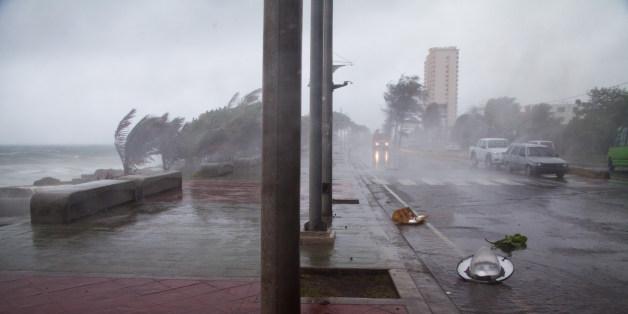 Tempête Erika: Ouverture des abris d'urgence et transports à l'arrêt en Haïti