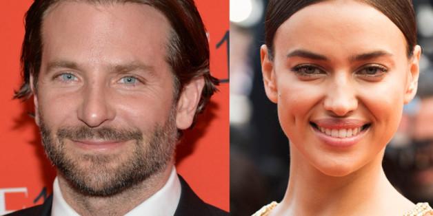 Sie sind das neue Traumpaar in Hollywood: Bradley Cooper und Irina Shayk