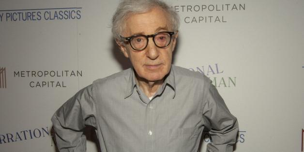 """Woody Allen bei einer Vorführung von """"Irrational Man"""" in Chicago"""