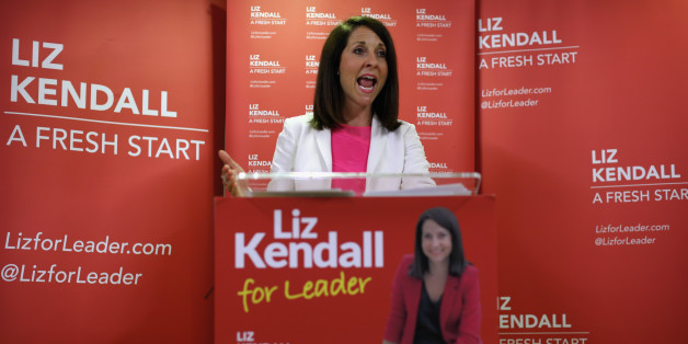 LONDON, ENGLAND - AUGUST 18:  Labour party leadership candidate Liz Kendall speaks to party supporters on August 18, 2015 in London, England. Ms Kendall who is running for the position of the leader of the Labour party, answered questions today from party supporters after speaking on the future of her party.  (Photo by Dan Kitwood/Getty Images)