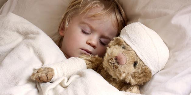 Ein Buch soll Kinder sofort Einschlafen lassen