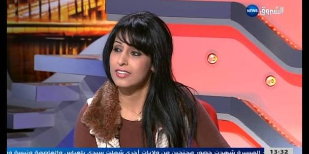 Leila Bouzidi, directrice de l'information à Chorouk TV