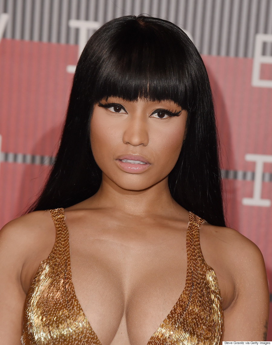 Nicki Minaj Nude Photos Ultimate Collection
